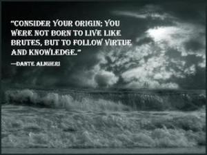 The Divine Comedy Quotes Quotesgram