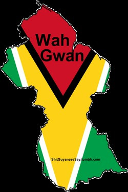 guyanese sayings