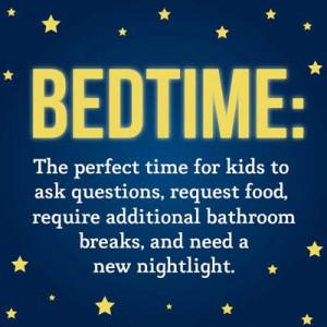Bedtime Adventures!