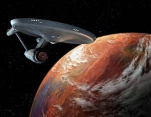 Star Trek: Through The Years