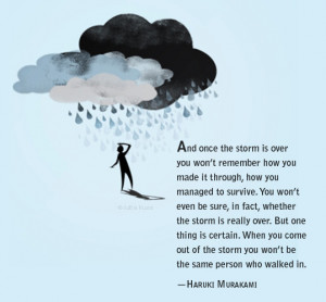 10/30/12 – Weathering the Storm