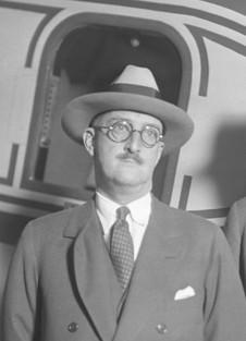 William Edward Boeing's birthday