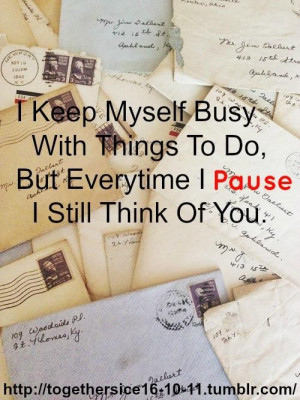 Cute quotes good sayings keep myself busy
