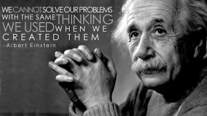 Einstein Quotes 1