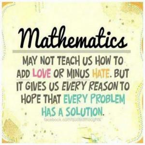 math classroom poster: Classroom Quotes, Math Problems, Math Teacher ...