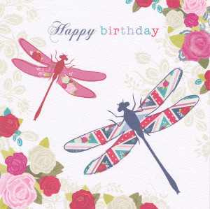 Hope And Glory Dragonflies...