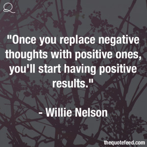 Willie Nelson Quote Once You Replace
