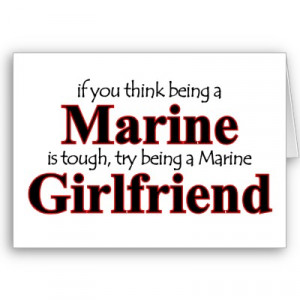 marine girlfriend Image