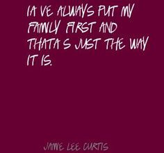 Family First Quotes My family first and quote