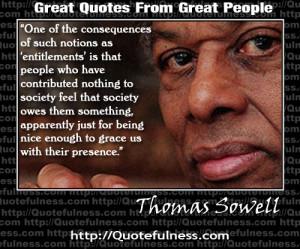 Happy 82nd Birthday Dr. Thomas Sowell!