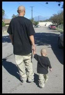 cholo father like son