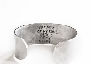 love this quote. watch engraving: Cuffs Bracelets, Ideas, Quote ...