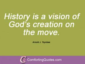 Arnold J. Toynbee Sayings