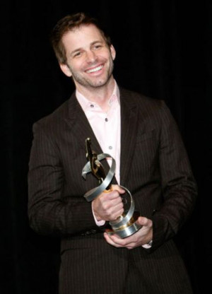 Zack Snyder . Photo Credit: Ethan Miller/Getty Images