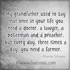 Love My Grandpa Quotes My grandfather used to say