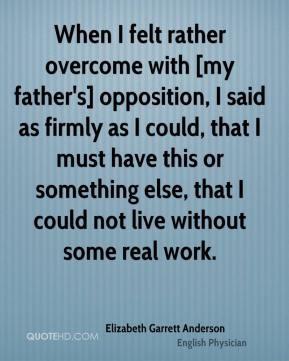 Elizabeth Garrett Anderson Death Quotes
