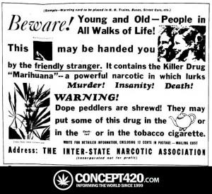 Marijuana 420 Jokes and Humor by Concept420