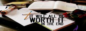 college exam exams quote school facebook covers
