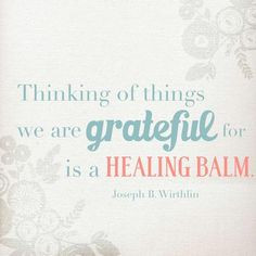 Elder Joseph B. Wirthlin | 'Attitude of gratitude': 25 quotes from LDS ...
