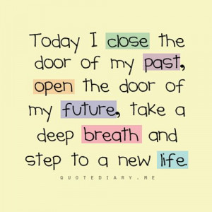 Here's to the next chapter of my life Life Quotes, The Doors ...