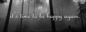 Its Time To Be Happy