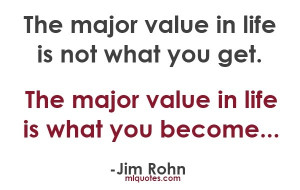 Jim Rohn Picture Quote
