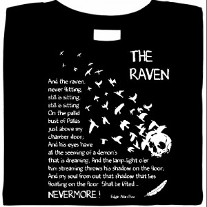 Literary Shirts – A Call To Anarchy or Perhaps Something Existential