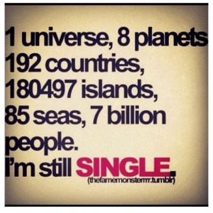 Single Sayings Quotes...