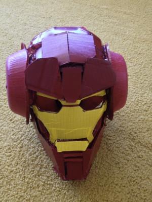 Dan Harmon Iron Man Helmet – Community