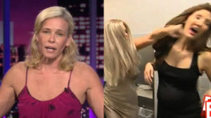 ... 2013. We're surprised that Chelsea Handler. has a moment free