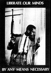 This poster, based on a famous photograph from Ebony , popularized the ...