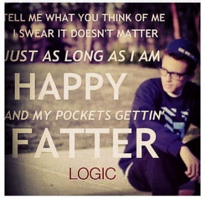 Logic Rapper Quotes Logic, young sinatra