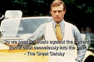 The great gatsby, quotes, sayings, famous, wise, movie
