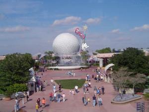Epcot Disney Orlando