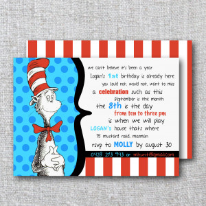 Cat In The Hat Birthday Quotes Cat in the hat birthday