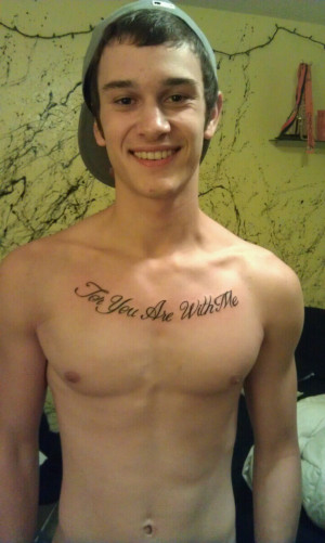 Bible Verses Tattoos For Men