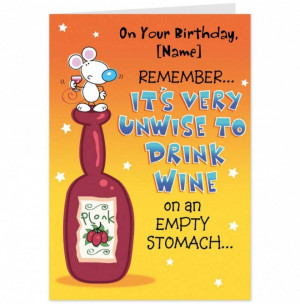 25 Funny Birthday Quotes for your loved ones