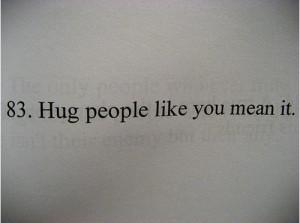 Hug Quotes Glitters (2)