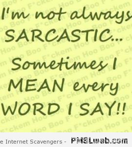10-I-m-not-always-sarcastic-quote