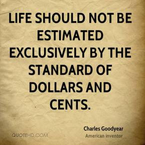Charles Goodyear life and biography