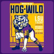 2013 Official Gameday Shirt - LSU vs. Arkansas - $15.00