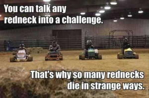 redneck jokes