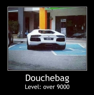 Funny Douche Bag Quotes