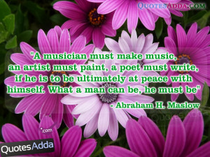 Abraham H. Maslow Quotes with Images, Abraham H. Maslow best English ...