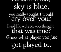 Quotes About Players In Relationships games players quotes