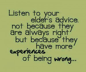 Listen To Your Parents Quotes. QuotesGram