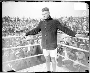 Labor Day, 1920: Jack Demsey vs. Billy Miske