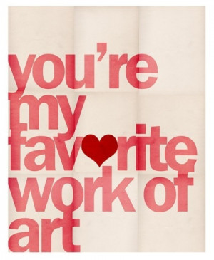 ... work of art a print from love sugar design $ 20 happy valentine s day