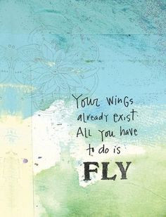 inspiring quotes about life: Take a leap of faith