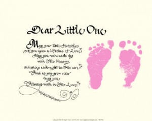 baby quotes and poems Sayings Baby Angel Poem...